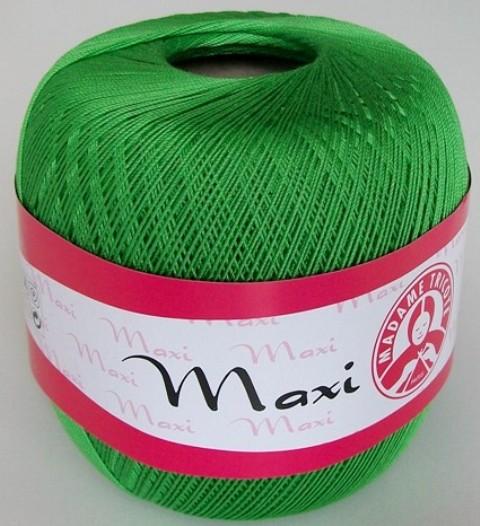 Háčkovací příze Maxi MT č.6332 listová zeleň